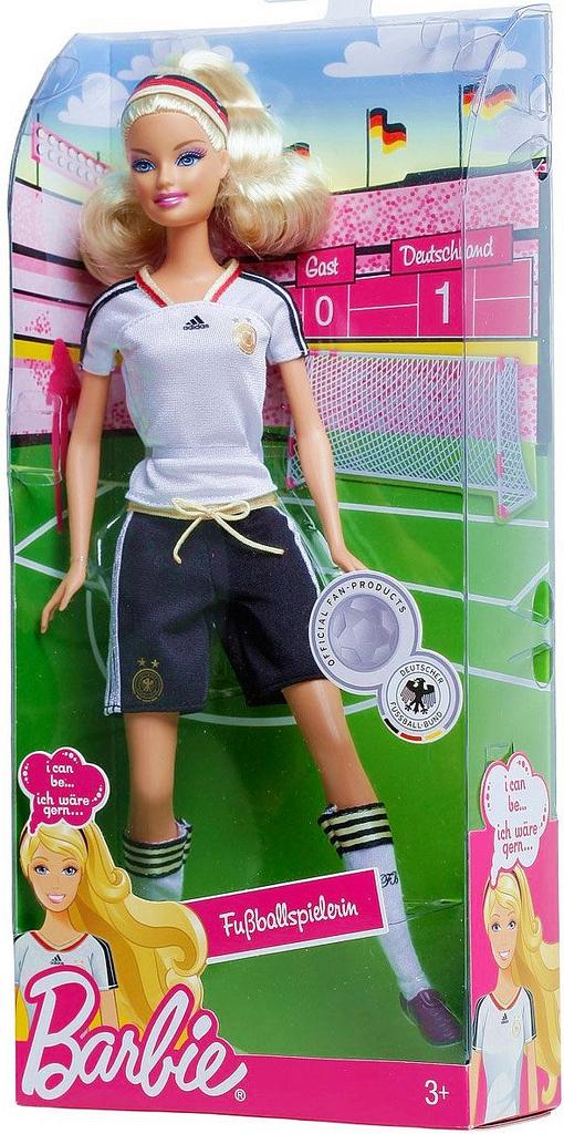 Crédito da imagem: divulgação Mattel via www.mybarbiedoll.com.br