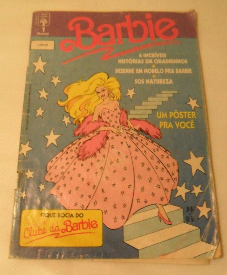 Revista n. 1, publicada em 1992 | Crédito da imagem: ESTHER ESTHERZ/Mercado Livre