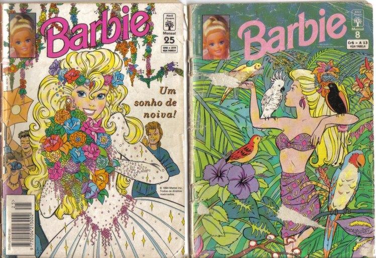 A da esquerda foi publicada em 1994 e a da direita em 1992 | Crédito da imagem: cuteething.blogspot.com via vilaclub.vilamulher.com.br