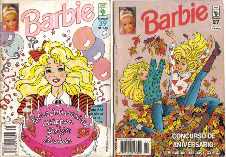Revistas publicadas entre 1994 e 1995 | Crédito da imagem: cuteething.blogspot.com via vilaclub.vilamulher.com.br