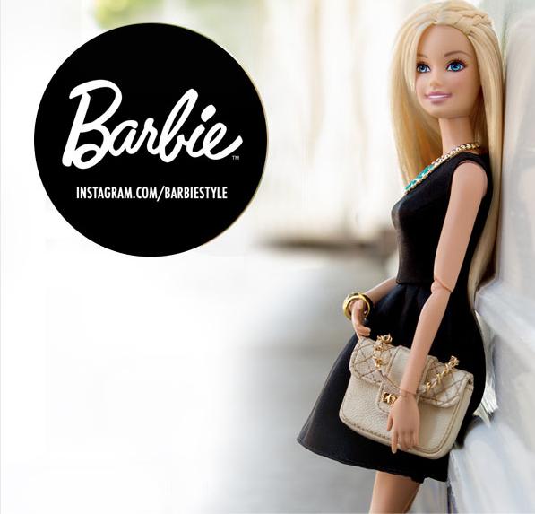 Crédito da imagem: www.barbiecollector.com / Mattel / @barbiestyle