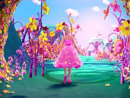 Alexa   Crédito da imagem: divulgação Universal Pictures e Mattel