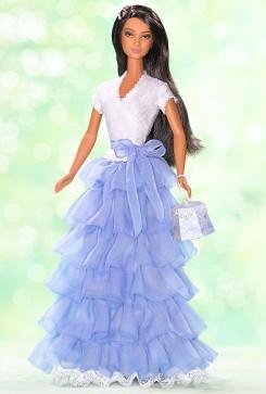 2005 | Crédito da imagem: divulgação www.barbiecollector.com / Mattel