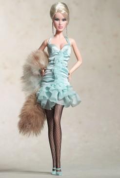 Daria Celebutante | Crédito da imagem: divulgação www.barbiecollector.com / Mattel