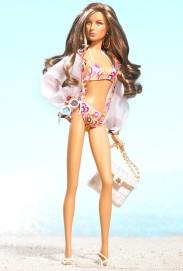 Marisa Beach Baby doll | Crédito da imagem: divulgação www.barbiecollector.com / Mattel