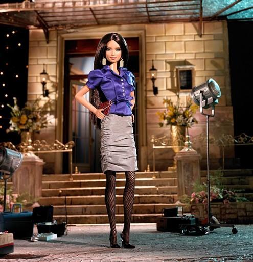 On Location: Monte Carlo Barbie Doll | Crédito da imagem: divulgação www.barbiecollector.com / Mattel