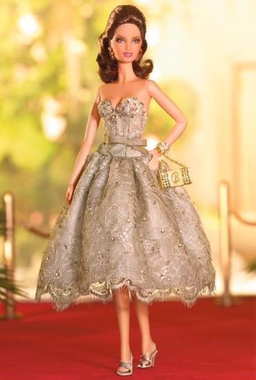 Judith Leiber Barbie Doll | Crédito da imagem: divulgação www.barbiecollector.com / Mattel