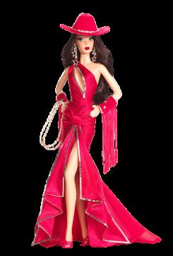 Dallas Darlin Barbie Doll | Crédito da imagem: divulgação www.barbiecollector.com / Mattel