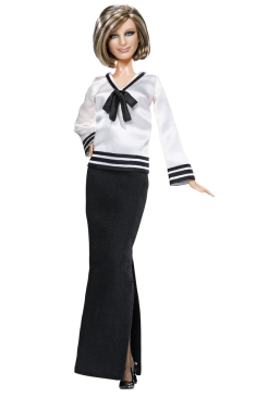 Barbra Streisand Doll | Crédito da imagem: divulgação www.barbiecollector.com / Mattel