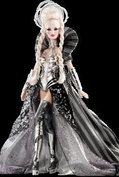 Goddess of the Galaxy Barbie Doll | Crédito da imagem: divulgação www.barbiecollector.com / Mattel