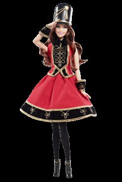 FAO Schwarz Barbie Doll - Brunette version | Crédito da imagem: divulgação www.barbiecollector.com / Mattel