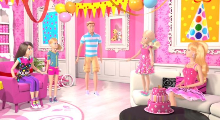 Crédito da imagem: Barbie Life in The Dreamhouse via fanpop.com