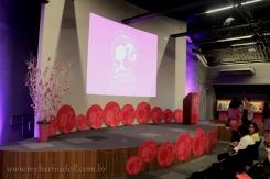 O palco | Crédito da imagem: Samira | www.mybarbiedoll.com.br
