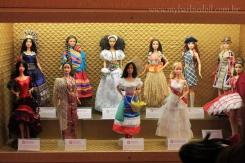 Exposição sob a curadoria de Carlos Keffer, idealizador do evento | Crédito da imagem: Samira | www.mybarbiedoll.com.br