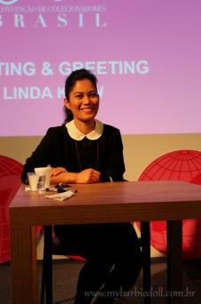 A doce Linda Kyaw | Crédito da imagem: Samira | www.mybarbiedoll.com.br