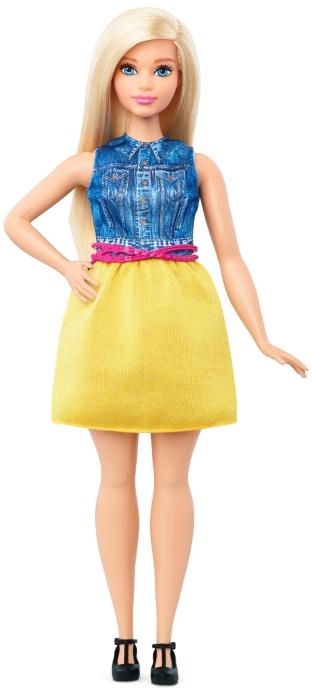 Curvy | Crédito da imagem: divulgação Mattel | www.barbie.com