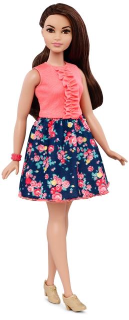 Curvy Spring Style | Crédito da imagem: divulgação Mattel | www.barbie.com