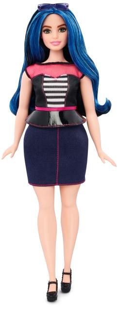 Curvy SweetHeart | Crédito da imagem: divulgação Mattel | www.barbie.com