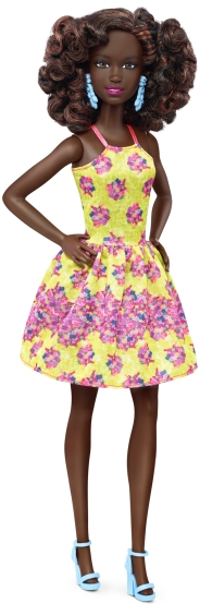 Original Fancy Flowers | Crédito da imagem: divulgação Mattel | www.barbie.com