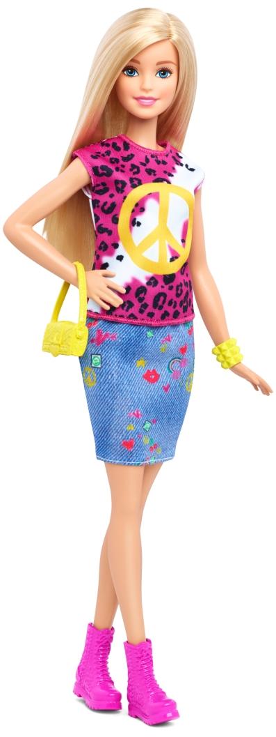 Original Peace & Love | Crédito da imagem: divulgação Mattel | www.barbie.com