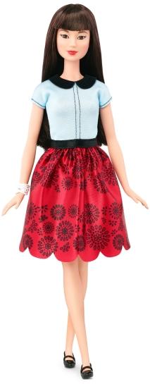 Original Ruby Red Floral | Crédito da imagem: divulgação Mattel | www.barbie.com