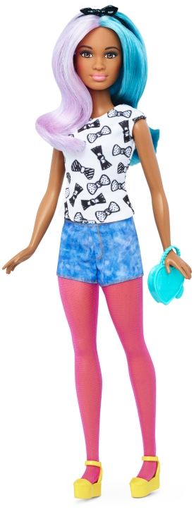 Petite Blue Violet | Crédito da imagem: divulgação Mattel | www.barbie.com