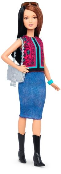 Petite Pretty in Paisley | Crédito da imagem: divulgação Mattel | www.barbie.com