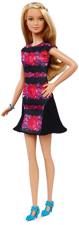 Tall Floral Flair | Crédito da imagem: divulgação Mattel | www.barbie.com