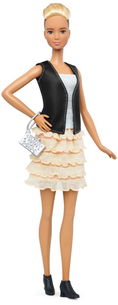 Tall Leather & Ruffles | Crédito da imagem: divulgação Mattel | www.barbie.com
