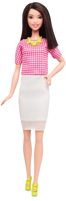 Tall | Crédito da imagem: divulgação Mattel | www.barbie.com