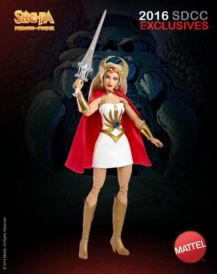 Crédito da imagem: Divulgação Mattel via http://news.toyark.com