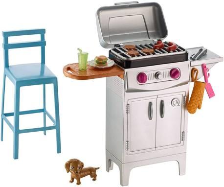 BBQ Grill | Crédito da imagem: divulgação Mattel via www.amazon.com