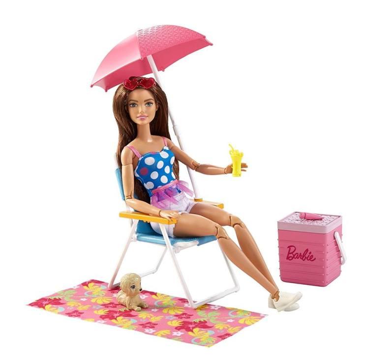 Beach | Crédito da imagem: divulgação Mattel via www.amazon.com