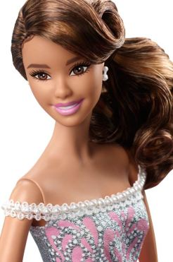 Crédito da imagem: divulgação Mattel | www.thebarbiecollection.com