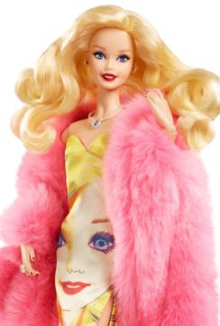 Crédito da imagem: divulgação Mattel - http://www.thebarbiecollection.com/