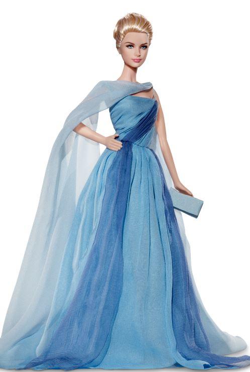 To Catch A Thief Barbie Doll, lançada em 2011 | Crédito da imagem: divulgação Mattel – http://www.thebarbiecollection.com/