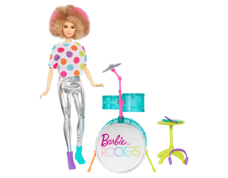 Barbie Cake Images 2018 : Novidades na linha Playline: Barbie and The Rockers   My ...